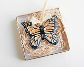 Monarch Butterfly Wall Hanging - Monarch Ornament