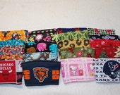 Bulk Discount -  20 Eco-Friendly, Reusable, Slip-on Cup Cozies, Cup Sleeves of Your Choice - Free U.S.  Priority Shipping