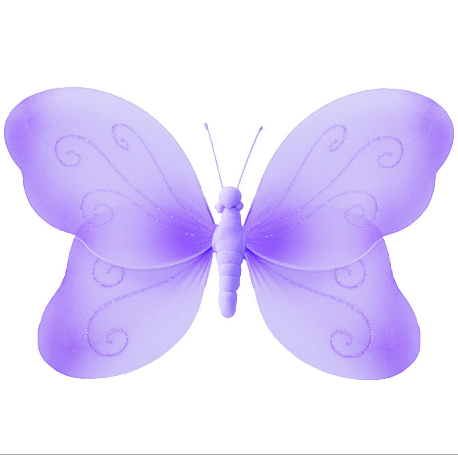 One Dollar Nylon Butterfly Decorations 74