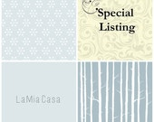 Special listing for Carla