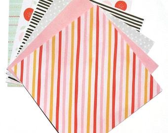 Fine & Dandy - 6x6 Dear Lizzy Paper Pack