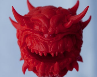 DOOM RED Cacodemon Miniature