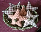 Primitive  Stars    Set of 6