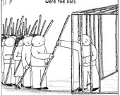 The Cage of Expectations CARTOON