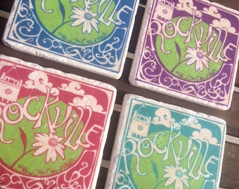 Marble coasters - Rockville, MD Grow Your Own Roots