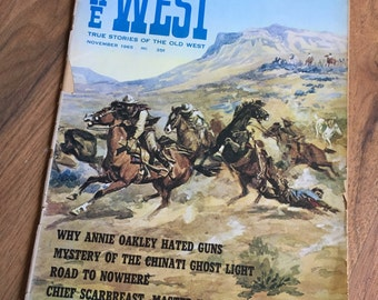 The West Vintage Magazine November 1965