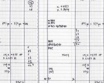 "FAT QUARTER FQ35 Robert Kaufman Architectures Grey AFR-13502-12 Precut 18""x22"" Fabric Cotton Quilting"