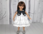 Dianna Effner Little Darling Dress and Sweater Set