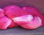 SUPERWASH MERINO Fingering Weight Yarn--462 yards-Hand Dyed-Super Soft-Socks-Machine Washable--Animal Rescue-
