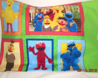 Sesame Street  Pillowcase