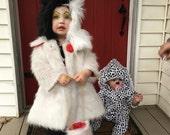 Toddler Cruella Deville