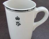 VINTAGE - from England - Royal Doulton Milk Jug