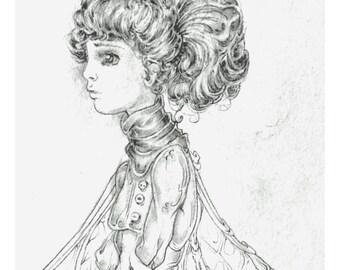 Partial Fairy, a mechanical creature