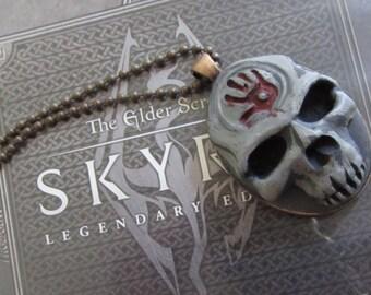 Skyrim Dark Brotherhood Sanctuary Amulet