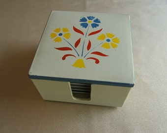 Kitschy Vintage Coasters