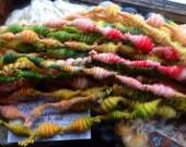 Selena - bulky beehive and bubble art yarn - 40 yards, 4.2 ounces