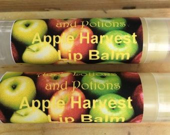 Apple Harvest Moisturizing Lip Balm