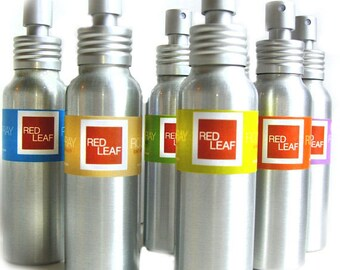 Natural Room Spray, Air Freshener, Long Lasting and Quick Drying, Wholesale Available, Free Shipping, Red Leaf Bath and Body Seattle