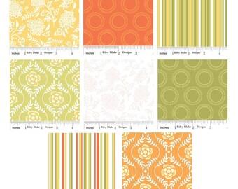 Decadence Fabric by Riley Blake - 8 Yard Bundle - Sale