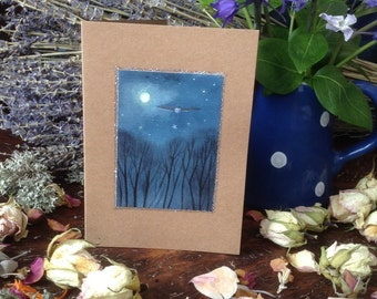 Bringer of the Star. Greeting Card with Envelope