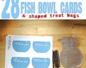 Swedish Fish Bowl Kit for 28