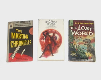 1960s Science Fiction books / Classic Science Fiction Book Lot
