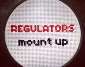 Regulators!