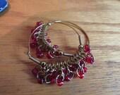 red hoop clusters
