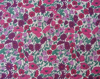 Liberty of London tana lawn fabric Petal & Bud  6x26 Liberty Tissu