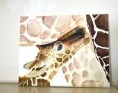 Giraffe #3 Original Paint...