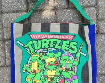 TMNT tshirt bag