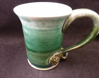 WheelWorksPottery - Mug - Luck of the Irish