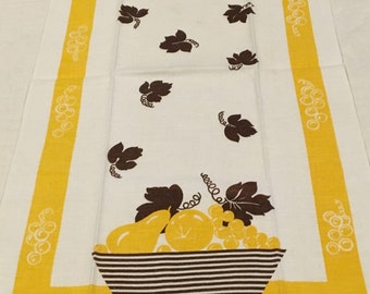 Vintage Dish Towel