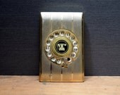Telephone Number List Finder by Eagle, Rotary Dial Vintage Pop Up Address Book, Desk Phone Book, Rotary Phone Book