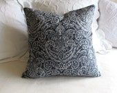 DAMASK granite decorative pillow cover 20x20