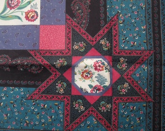 """Cotton Fabric for Sewing Quilting Crafts 44"""" 45"""" wide"""
