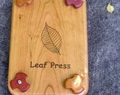 Leaf Press / Cherry