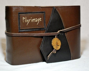 Pilgrimage Book for Postcards