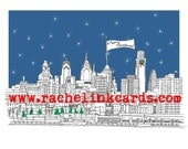 Philly Christmas Cards