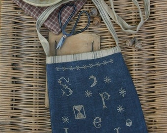 Spells Sewing Pouch *PATTERN*