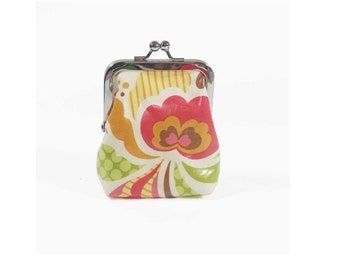 Abstract Laminated Coin Purse