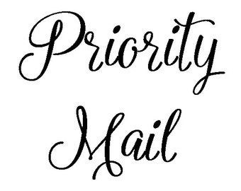 Priority Mail - USPS extra 2 day expedite shipping service