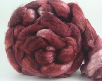 NEW - 3oz 50/50 Baby Camel/Silk Combed Top - Pomme