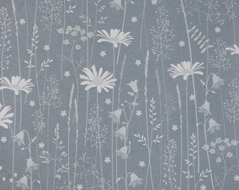 A4 SAMPLE of Daisy Meadow in Moonrise