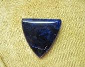 Sodalite freeform stone cabochon