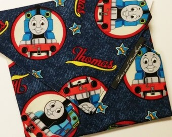 Thomas the Train  Eco - Friendly Sandwich Wrap choice of lining