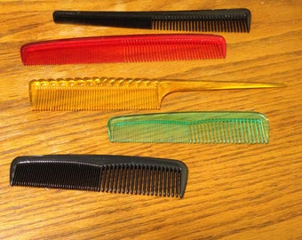 Instant Collection of Small Combs