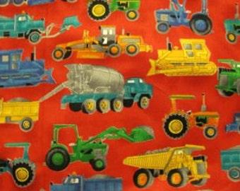 Truckin' Fabric - Hoffman Fabrics