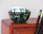 Dark Green Mini Dish, 3&q...