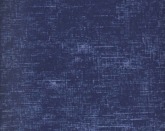 Cooking Italian Blue Texture (39405-1) - BTY - Windham
